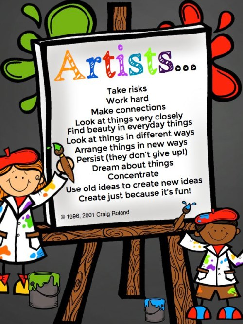 Art activities and projects aren't just for the art teacher! Classroom teachers can do art integration to get their students thinking in creative, cross-disciplinary ways. This art teacher shares ways in which classroom teachers can integrate art into their lessons and projects.