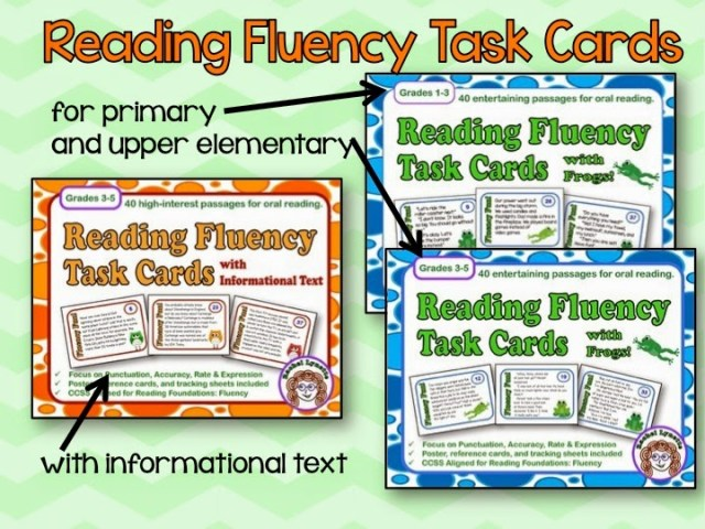 Reading fluency is hard skill to teach, especially because practicing reading fluency tends to be monotonous and boring. There's also the fact that many kids don't enjoy reading. However, I've shared several tips in this post to help make practicing reading fluency fun in your class. I've even included a free fluency poster!