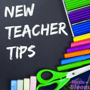 New Teacher Tips