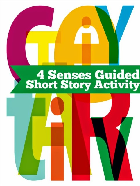 This guided short story activity will have your students using only four of their senses to determine what a mystery object might be. Then, they have to create a story based on the object and a given prompt!