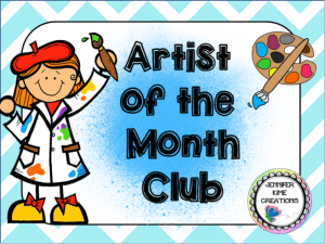 Artist of the Month Club