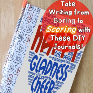 Make Journaling Fun with Washi Tape and a Straw