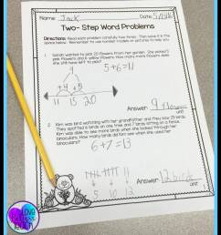 9 Tips and Tricks for Teaching Word Problems - Minds in Bloom [ 1024 x 907 Pixel ]