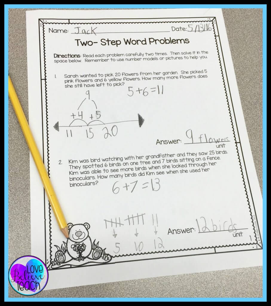 medium resolution of 9 Tips and Tricks for Teaching Word Problems - Minds in Bloom