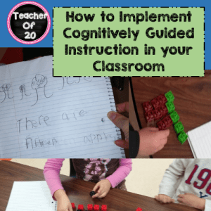 How to Implement Cognitively Guided Instruction in Your Classroom