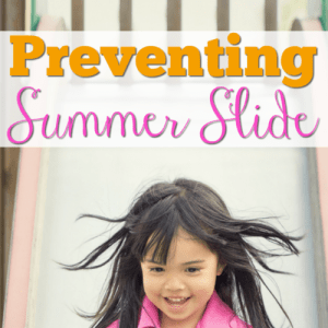 Preventing Summer Slide