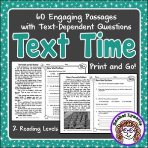 Reading Skills Review the Easy Way!