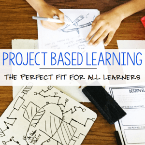 Make Project-Based Learning Fit Your Students' Needs
