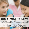 It's an innocent belief: Independent practice is authentic engagement. While that may be true, there are a many more ways to engage your students in the classroom. Our experienced guest blogger shares her top five ways to drive authentic engagement, and her tips will have you improving your instructional methods in no time.