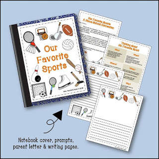 "Encouraging kids to write often feels like an uphill battle, but it becomes a lot easier when you make small changes to make writing a fun and meaningful process for kids. Our guest blogger shares several tips for encouraging kids to write with ""write about"" ideas. Click through to read her post!"