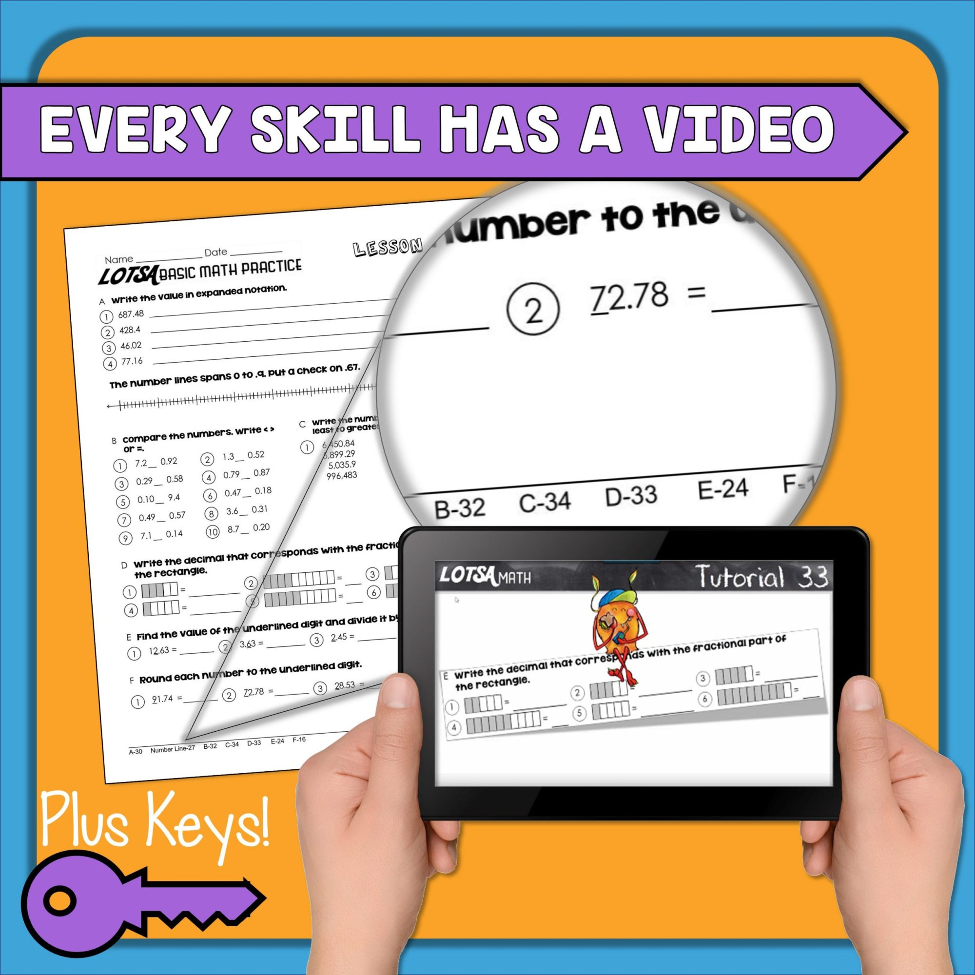 hight resolution of 4th Grade Math Daily Spiral Review Great for Distance Learning 170+ Videos  - Minds in Bloom
