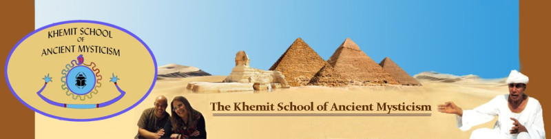 Khemitology School Banner