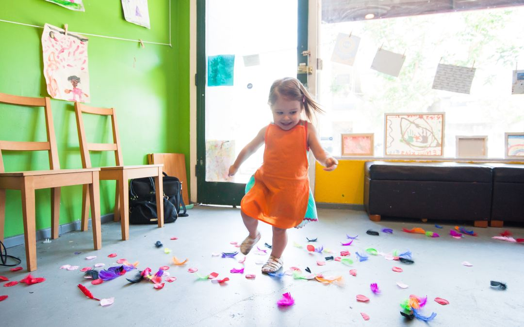 How to Prepare Your Child for Preschool in 8 steps