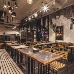 Meatless Restaurant Interior Design Mindsparkle Mag