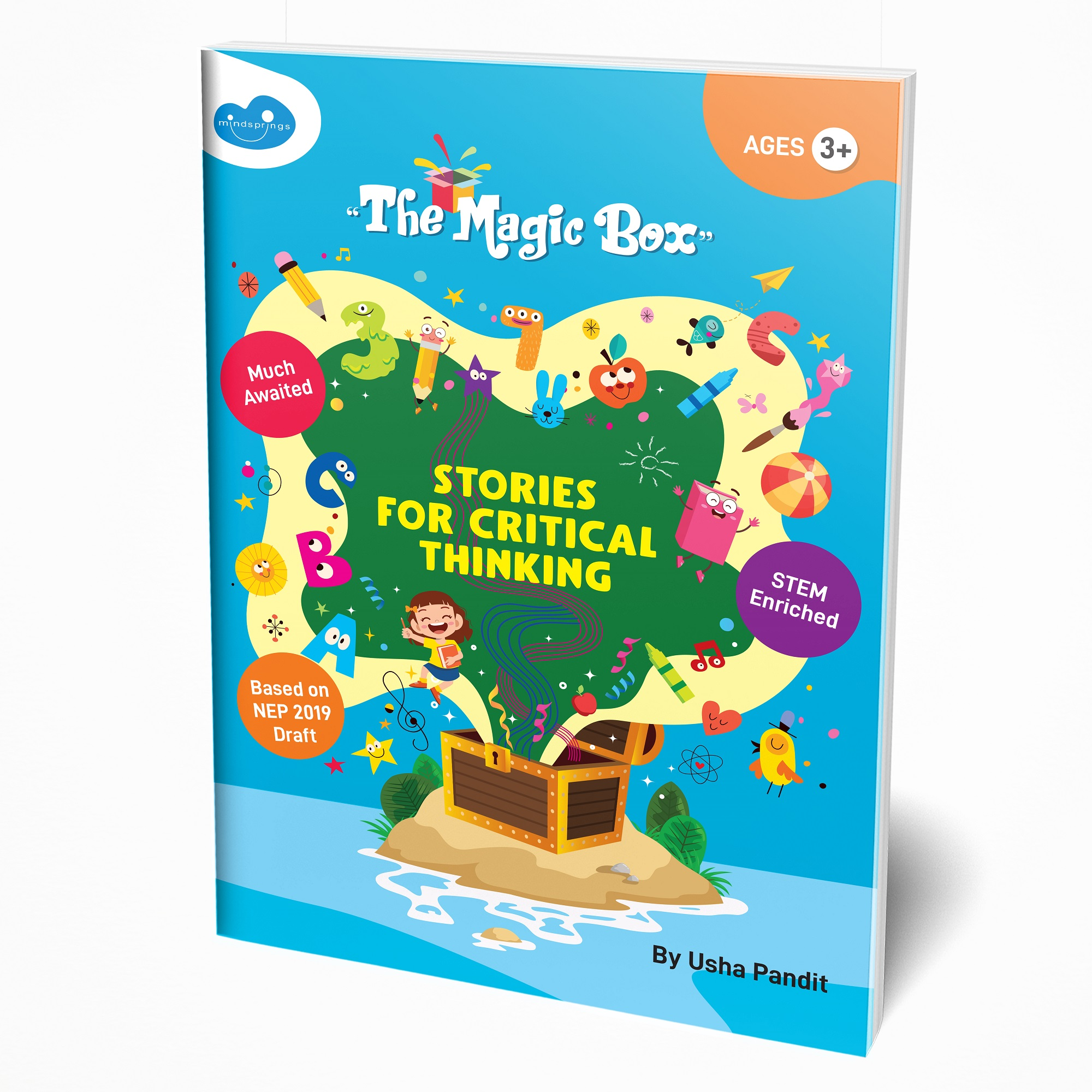 Stories For Critical Thinking Ages 3 For Nursery
