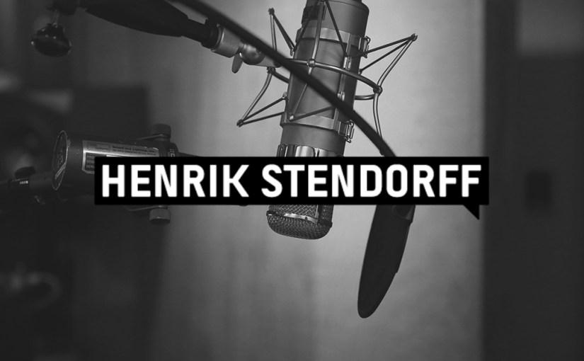 Henrik Stendorff - Voice over og speaker fra København