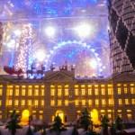 Boule à neige Convent Garden Londres 2013 Big Ben