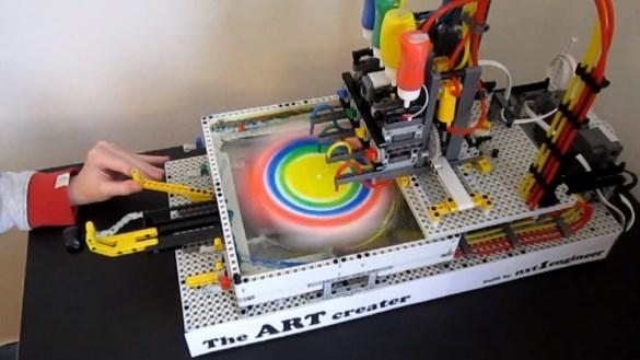 The art creator