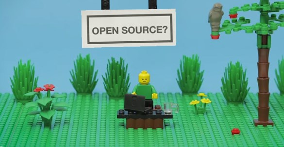 Lego Open Source