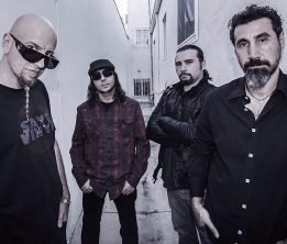 System of a Down album 2017