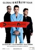 Depeche Mode concert Cluj Arena 2017