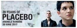 Placebo concert Bucuresti 2017