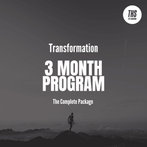 The Complete Transformation Package - 3 Months
