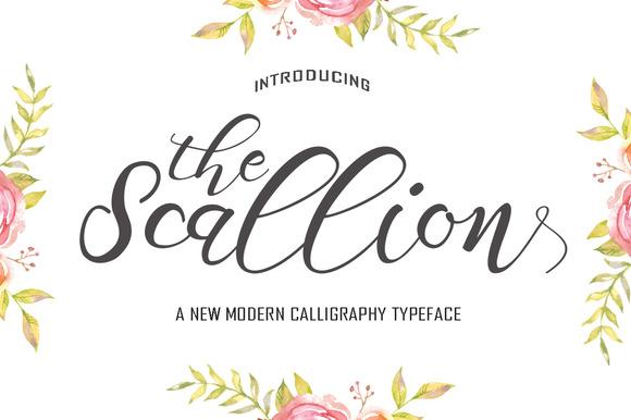 scallions