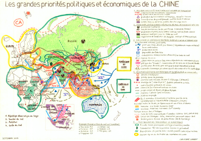Les priorités de la Chine du XXIe siècle