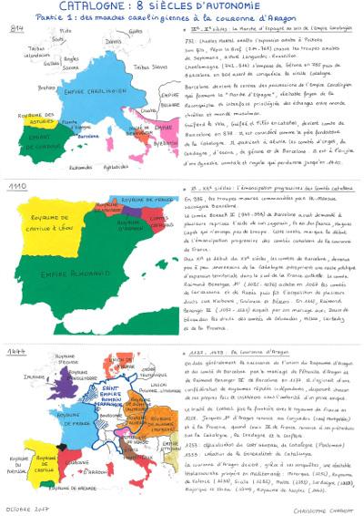 Catalogne : 8 siècles d'autonomie (partie 1)