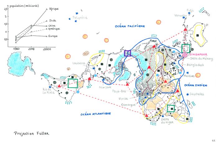 2050 carte