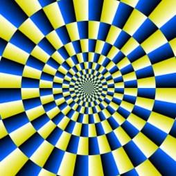 Rotating illusion