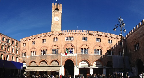 Piazza dei Signori Treviso