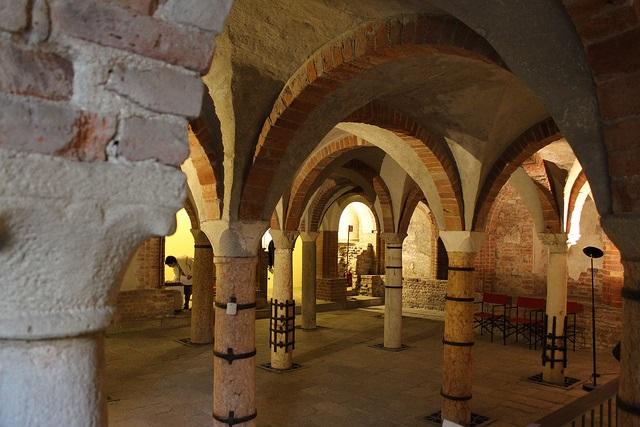 Cripta San Giovanni a Milano - Le città sotterranee d'Italia