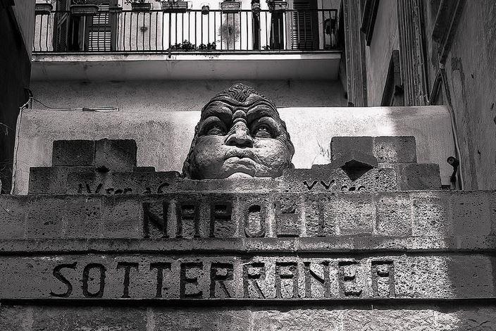 Napoli sotterranea - Le città sotterranee d'Italia