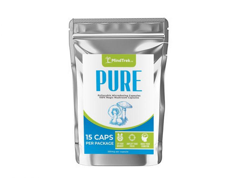 Pure 250mg Microdosing Magic Mushroom Online Canada   Mindtrek.ca