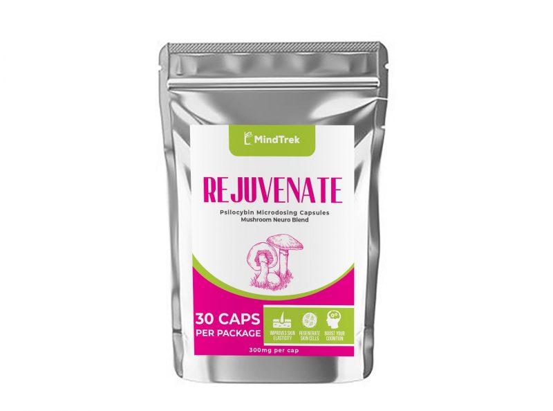Buy Rejuvenate Microdose Magic Mushroom Online in Canada | Mindtrek