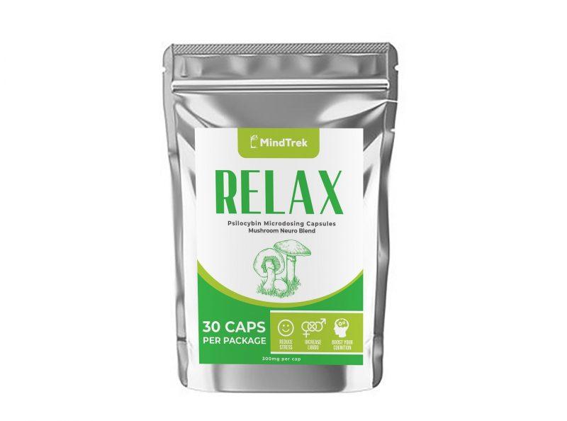 Relax 300mg Microdose Golden Teacher Magic Mushrooms   Mindtrek.ca