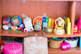 Niece's Shelf
