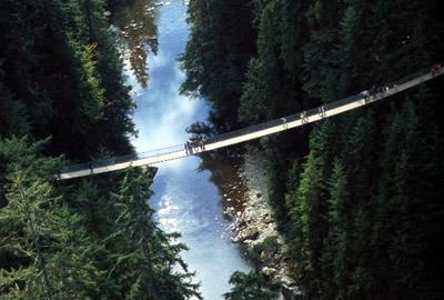 Сapilano bridge