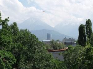 НЛО налд Алматы, 5 июня 2011 года.