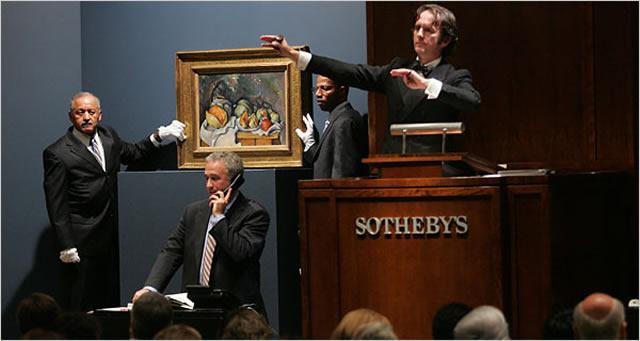 Аукционный дом Sotheby's