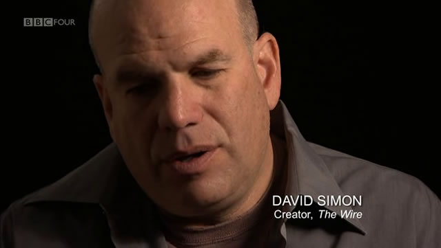 David Simon, creator Wire