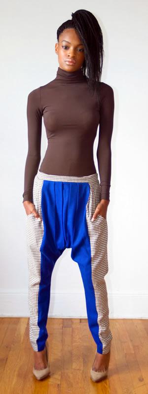 уродливые штаны