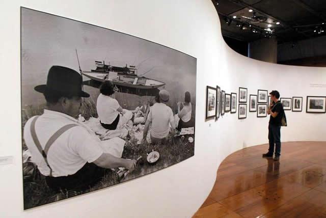Фотография Брессона на выставке