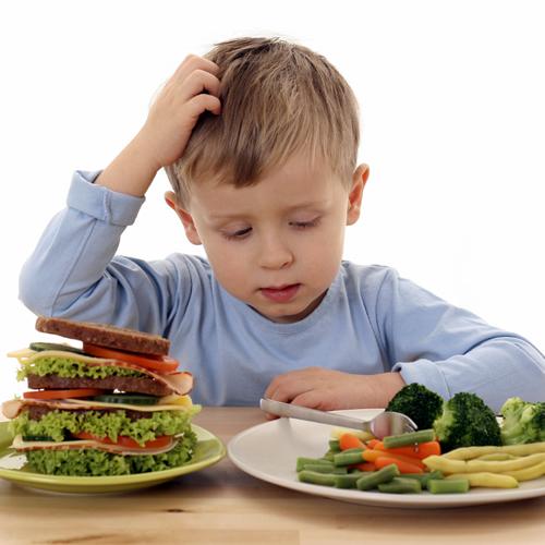 дети и питание