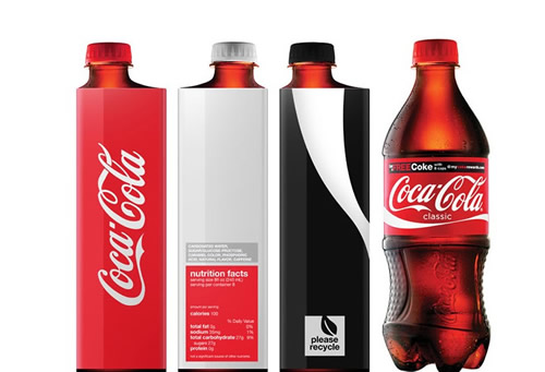 упаковка кока-колы