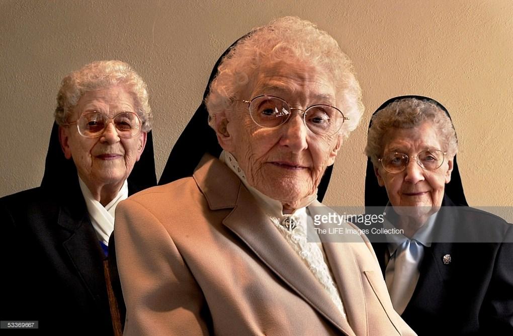 сестры Ордена сегодня