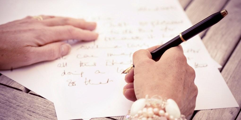 письмо самому себе