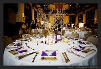 Table Settings For Weddings | Romantic Decoration